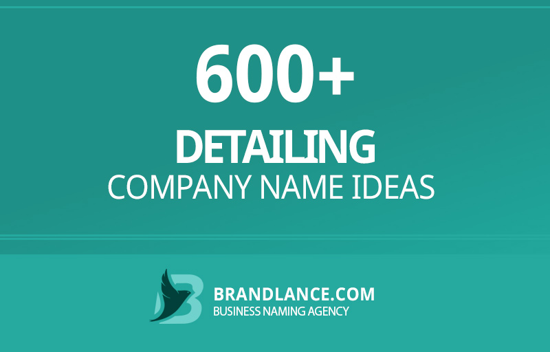 Detailing company name ideas for your new business venture