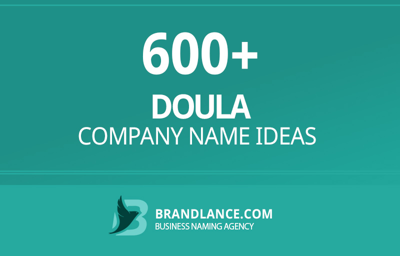 Doula company name ideas for your new business venture
