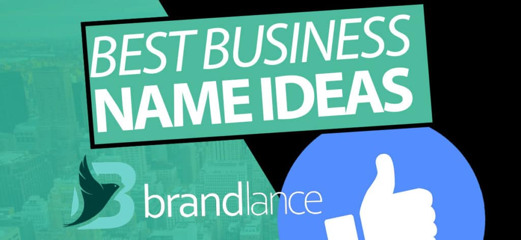 2020 Cool Creative Business Names Ideas List Brandlance
